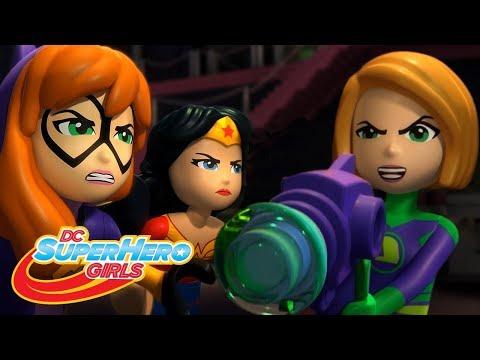 LEGO Maravilla Galáctica   Parte 2   DC Super Hero Girls en Español