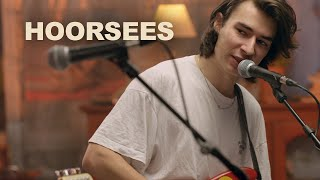 Hoorsees - TV & Bad Sports // Infectious | LES CAPSULES live performance