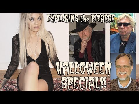 Exploring The Bizarre Interview with Samantha Scarlette