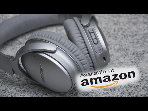 Top 3 Bose Products to buy on Amazon! 2017