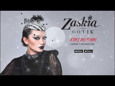 Zaskia Gotik - Ajari Aku Tuhan (Official Video Lyrics) #lirik