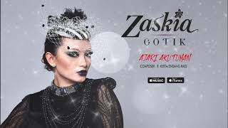 Zaskia Gotik - Ajari Aku Tuhan (Official Video Lyrics) #lirik