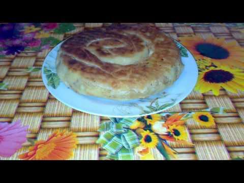 Вертута с картофелем,рецепт от SV