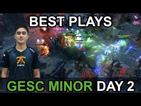 GESC Indonesia Minor 2018  BEST PLAYS Day 2 Highlights by Time 2 Dota #dota2