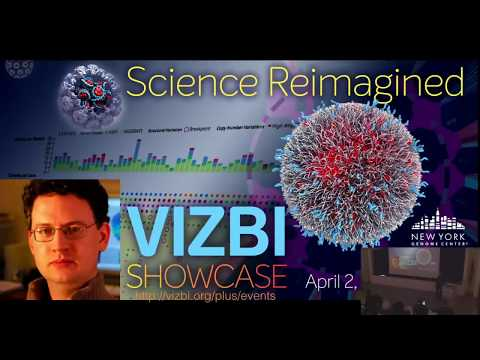 "VIZBI (Visualizing Biological Data) Showcase: ""Science Reimagined"""