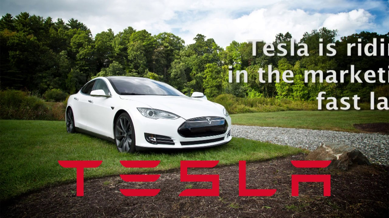 Tesla Marketing Mix and Marketing Strategy