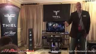 THIEL Audio Products, 3rd Avenue Collection, CES 2015