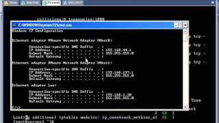 Linux Full lab Nhat Nghe - 14 - Firewall NAT in.wmv