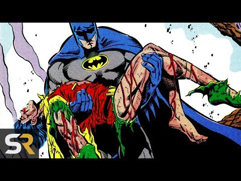 25 Superhero Deaths That Scarred Us For Life