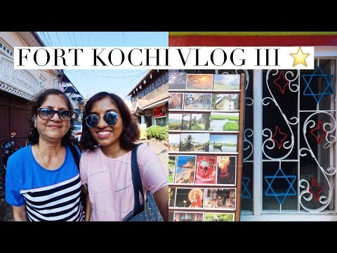 Exploring Mattancherry | Dutch Town in Fort Kochi | Travel Vlog (Part III) // Magali Vaz