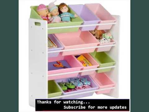 Storage Boxes u0026 Drawers | Plastic Storage Drawers For Kids  sc 1 st  YouTube & Storage Boxes u0026 Drawers | Plastic Storage Drawers For Kids - YouTube
