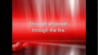 Through the Fire by Chaka Khan (With Lyrics)