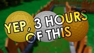 The Full Tournament of Power - Golf It w/ Dream Team