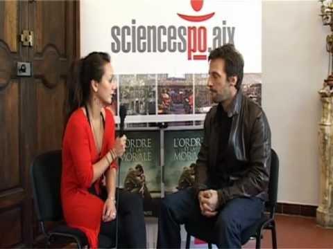 Interview Matthieu Kassovitz à Sciences Po Aix