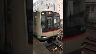 5000系 急行久喜行き 西新井発車