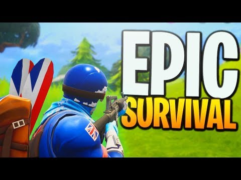 How Did I WIN This? - PS4 Fortnite VICTORY ROYALE!