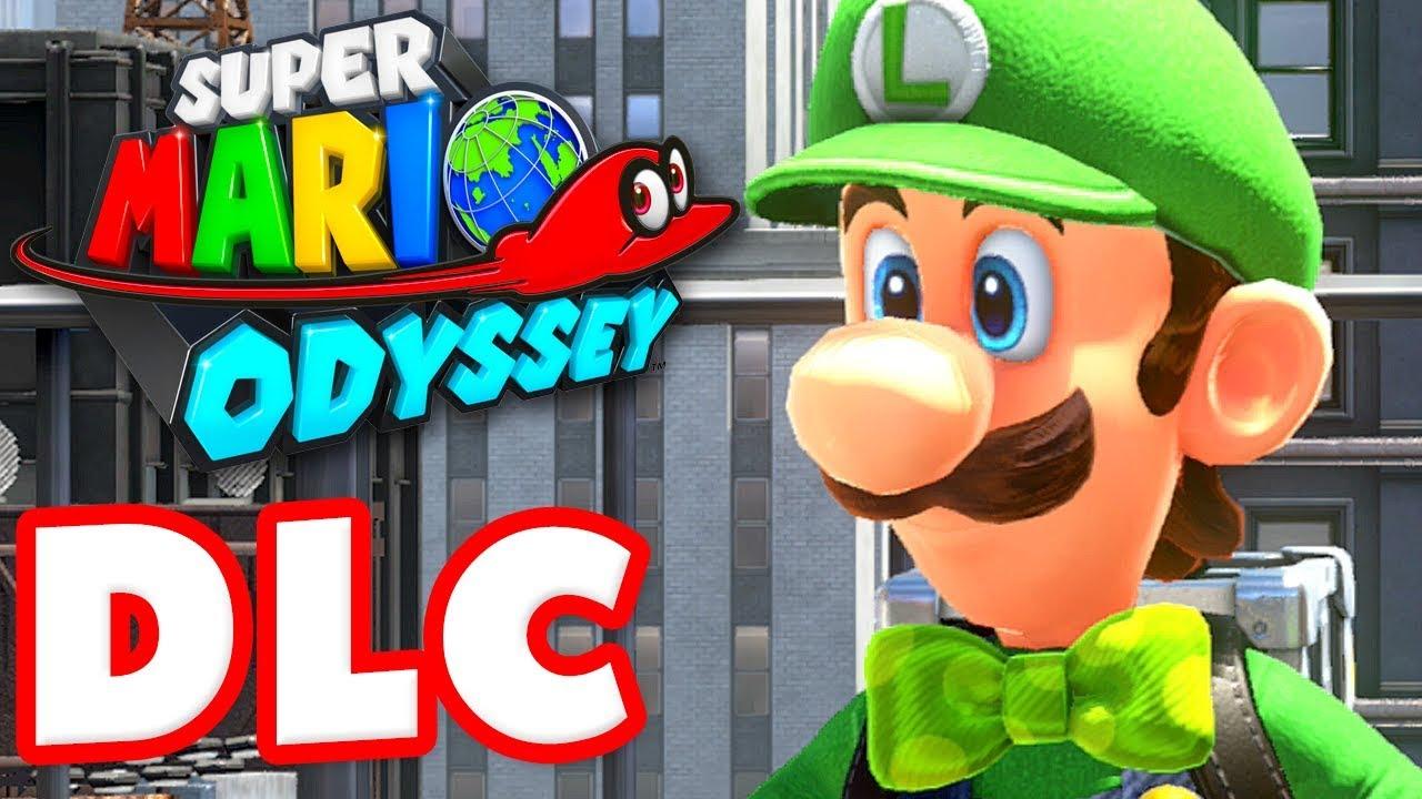 Zackscottgames Super Mario Odyssey - Idee per la decorazione di