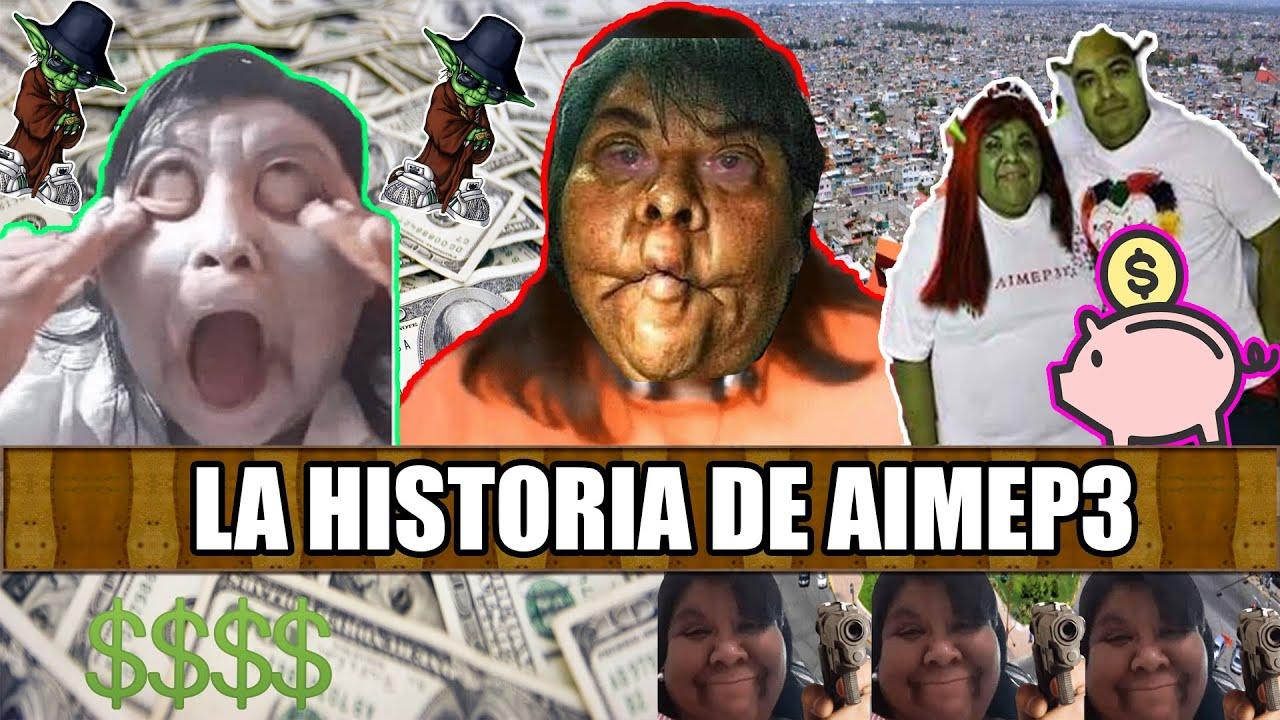 LLENA DE AMOR, DINERO Y... ¿GRASA? | LA HISTORIA DE AIMEP3