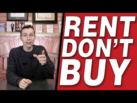 When Buying a House is a Bad Idea