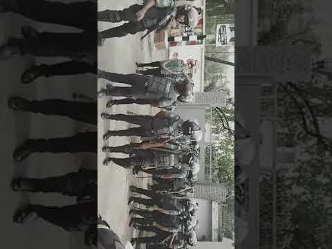 অনিয়মের অভিযোগে ডাকসু নির্বাচন বর্জন করে শিক্ষার্থীদের শ্লোগান