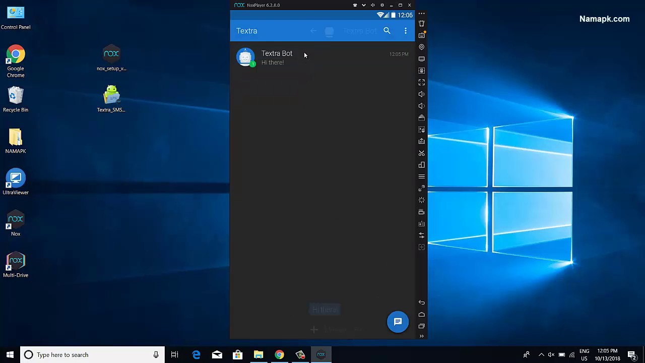 How To Download and Install Textra SMS For Windows 10 PC