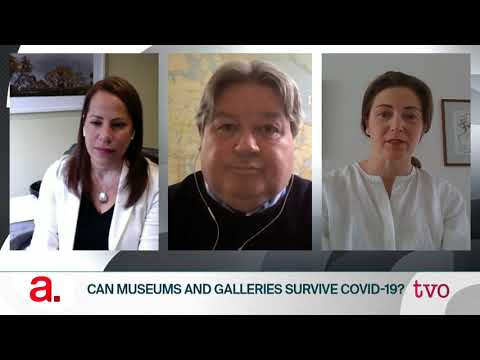 Can Museums And Galleries Survive COVID-19?