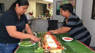 How to prepare Boodle fight Filipino style