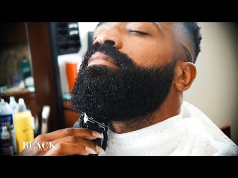 Trim & Shape The Beard with Dope Hair Design  Barber Spotlight 3 Show Kase