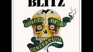 blitz -  Voice Of A generation - Full Album 1982.