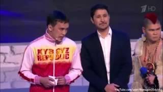 Азия Микс  Очень смешное выступление  КиВиН 2015