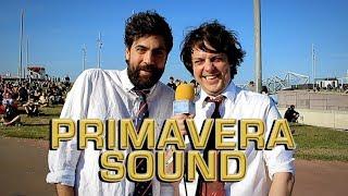 Noticias de actualidad: Primavera Sound