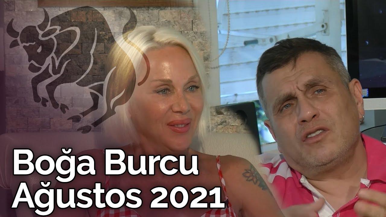 Boğa Burcu Ağustos 2021 Yorumu | Aylık Yorum | Billur Tv