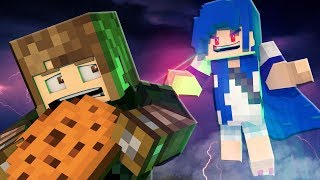 BISCOITO DOS SUPER PODERES l BED WARS MINECRAFT