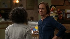 Jackie Slaps Darlene at Thanksgiving - The Conners