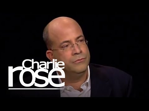 Jeff Zucker, president & CEO of NBC Universal | Charlie Rose