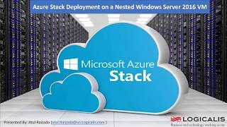 Gambar cover Azure Stack Deployment  DEMO