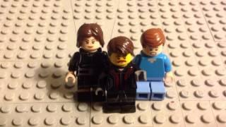 LEGO Batman V Superman Dawn of Justice   Martha Scene