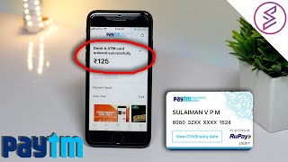 Request For Paytm Debit Card