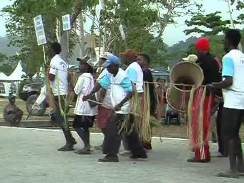 Indonesia - Raja Ampat 2012 Festival in Waisai
