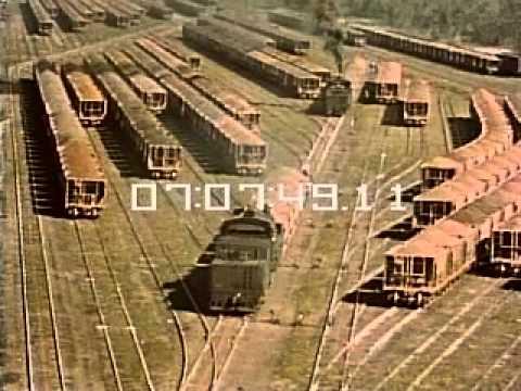 Stock Footage - IRON ORE MINING 1950