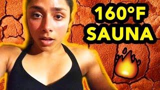 Trying A 160°F (72°C) Korean Sauna