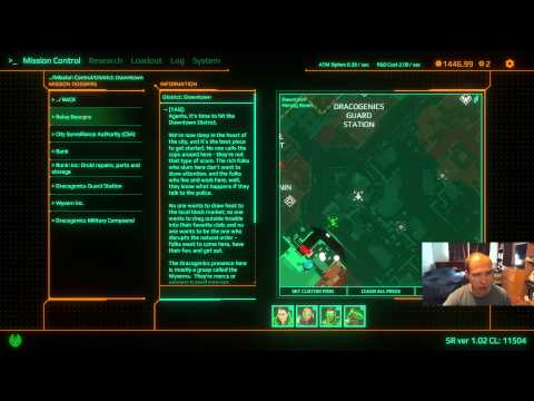 Cyberpunk Adventures in Satellite Reign! Episode 2 Rescuing