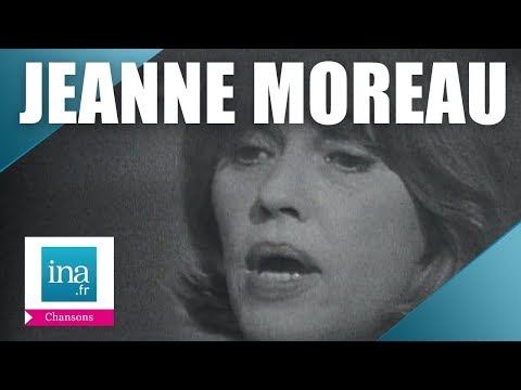 "Jeanne Moreau ""Le tourbillon"" | Archive INA"