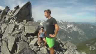 Mt. Webb and Mt. MacDonald, Double Summit Assault - Chilliwack, BC