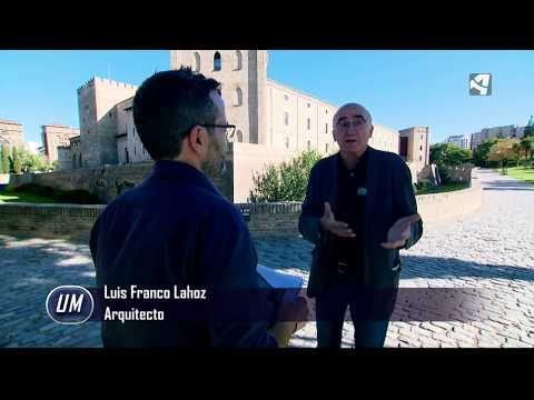 La Aljafería por Luis Franco Lahoz, el arquitecto que dirigió la rehabilitación