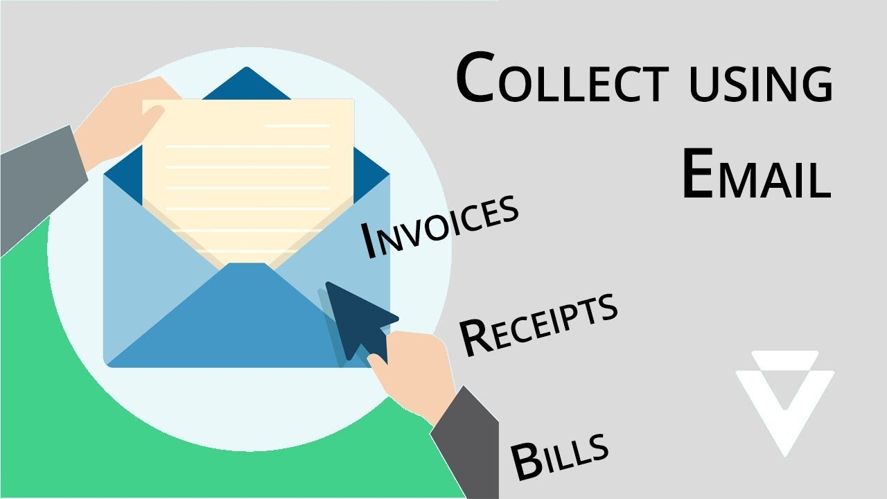 Collecting Email Receipts and Invoices - Veryfi