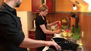 Kochen in Syrien - Maklube