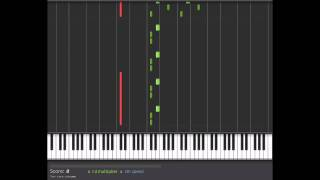 Zack Hemsey - Mind Heist Piano Tutorial (Inception Trailer Music)