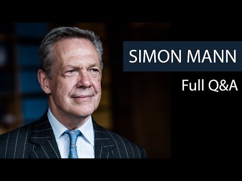Simon Mann | Full Q&A | Oxford Union