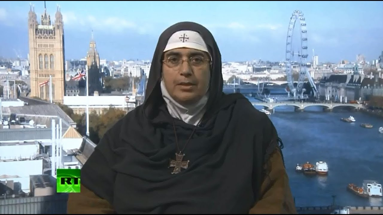 Ролики секс с настоятельницей монастыря